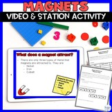 Magnets Video and Worksheets
