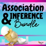 Association & Inference Bundle  Distance Learning & Teletherapy
