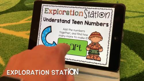 Exploration Station - Make 6 and 7