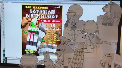 Egyptian Mythology: Gods and Goddesses of Ancient Egypt