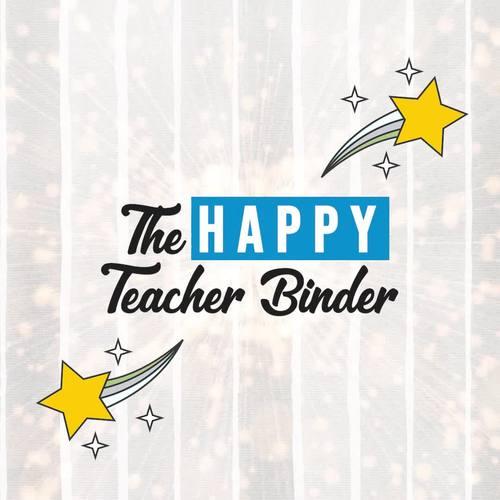 Editable Teacher Binder- 30 Lesson Plan Templates, 55