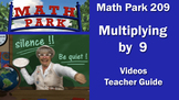 MATH PARK 209: MULTIPLYING BY 9