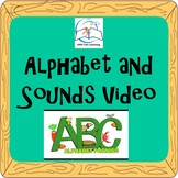 Alphabet Letters and Sounds Video | Phonics Video