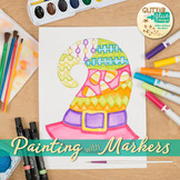 Art Project Game Companion: Painting with Markers Video Ti