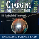 Static Electricity Lab: Using a Van De Graaff to Show Elec