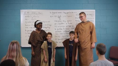 Excelerate SPANISH through Bible Stories- Lesson 10- Jacob y Esaú