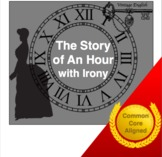 Story of An Hour with Irony(Mini-Unit w/ Instructional Video)