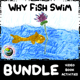 "Kids Stories BUNDLE - ""Why Fish Swim"" - Video, Book & Activities"