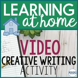 Creative Writing Video Prompt - Watch and Write Story Writ
