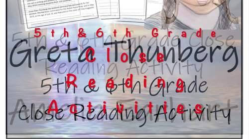 Sir Isaac Newton - 5th Grade & 6th Grade Close Reading Activity
