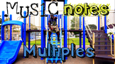 Multiples - Skip Counting Song