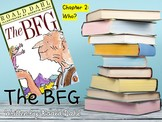 Read Aloud: The BFG - Chapter 2 - Who?