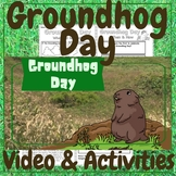 February Groundhog Day Video + Activities Kit!