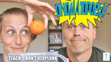 Teaching Onomatopoeias - How to Not Kerplunk the Topic