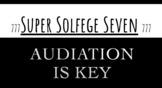 Super Solfege Seven! (Class Bundle)
