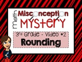 3rd Grade Math Mystery | #2: Rounding | DISTANCE LEARNING