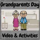 Grandparents Day Video + Activities Kit!