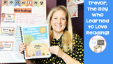 Teaching Expected Reading Behaviors: A Unique Story