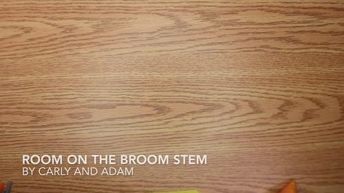 Room on the Broom Read Aloud Halloween STEM Activity