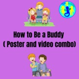 How to be a buddy( with someone with a disability combo pack)