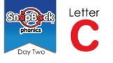 SnapBack Phonics Video: Letter C, Day Two