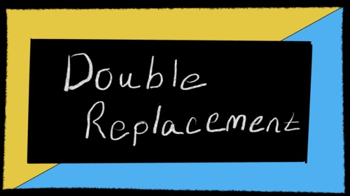 Double Replacement Reactions: Distance Learning Video