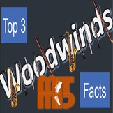 Things You Didn't Know About Woodwinds w/ Online Video Qui