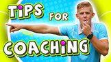 My top teaching tips for coaching physical education