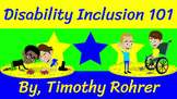 Disability Inclusion 101 video