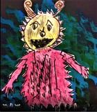 Texture Monsters - frighteningly fun art!