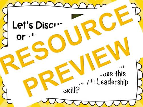 Leader Habits - Skill 7 - Self-Care (EDITABLE PowerPoint Lessons & Journals)