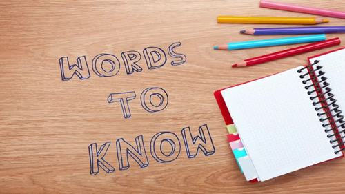 Year-Long Vocabulary Acquisition and Use Activities - Vocabulary Program