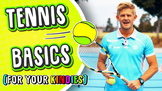 Teaching the basics of tennis (grades K-3)  Fundamentals of PE