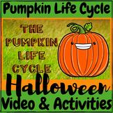 Halloween Pumpkin Life Cycle Video & Activities Kit!