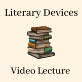 Literary Devices and Techniques PowerPoint Video Lecture