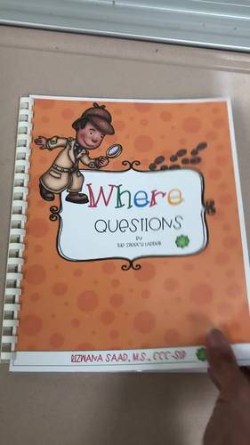 'Where' Questions