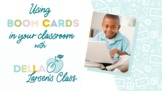 Boom Cards Tip - How to adjust the number of slides your s