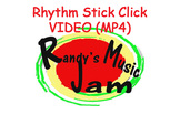 Rhythm Stick Click (MP4 Video)