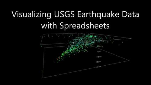 Let's Look Inside the Earth - Earthquake Investigation