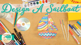 Back to School: Sailboat Art Project, Roll-A-Dice Game, &