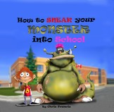 Procedural Writing VIDEO: How to Sneak your Monster into S