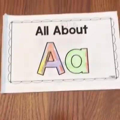 ABC Books Emergent Readers