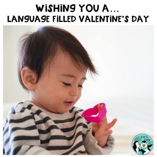 Valentine Language Packet