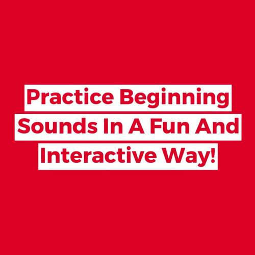 Beginning Sounds Adapted Book and Activities (Starts With U)