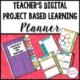 Planning Your Project Based Learning Unit - Digital Teache