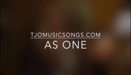 """""""As One"""" for SATB Voices"""