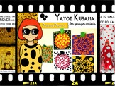 Yayoi Kusama Pumpkin Project for Younger Artists Video Preview