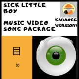 Japanese Song & Video: Body Parts 'Sick Little Boy' Song K