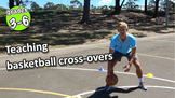 Cross-overs: Teaching points | Teach Basketball Skills