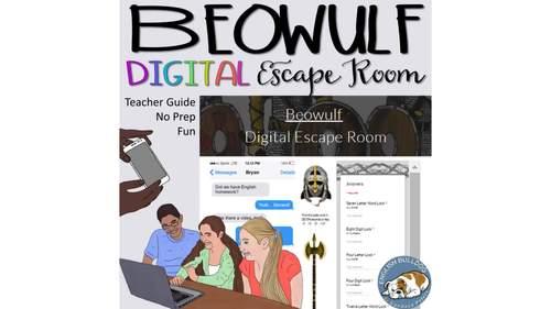 Beowulf Digital Escape Room Game
